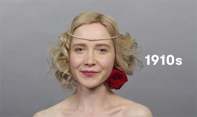 100 Years of Beauty Russia (Anya)