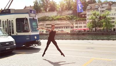 Dancers of Zurich