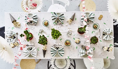 4 DIY decorations for your summer party