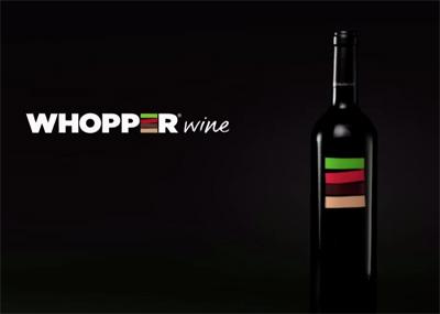 Burger King | Whopper Wine
