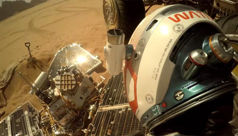 GoPro The Martian - Life on Mars