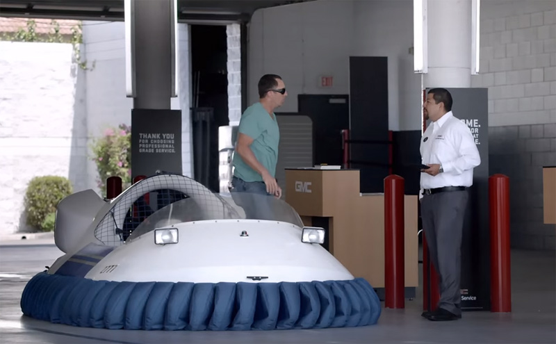 GMC Certified Service Commercial: A Professional Grade Surprise