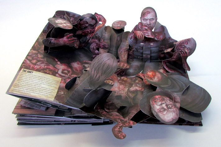 The Walking Dead The Pop-Up Book