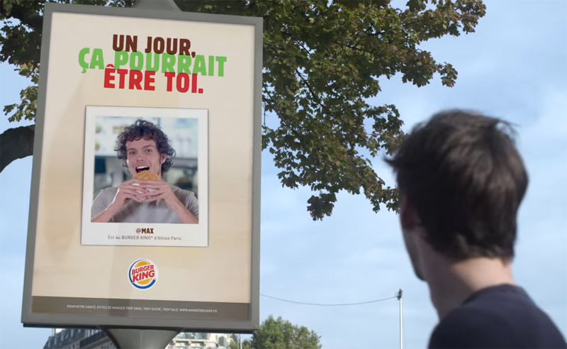 WHOPPER PROVOCATION