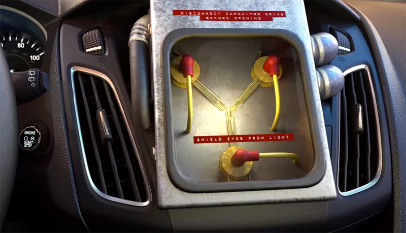 Time Travel Made Easy | 2015 Flux Capacitor