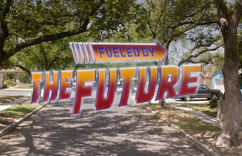 Fueled by the Future   Back to the Future   Presented by Toyota Mirai