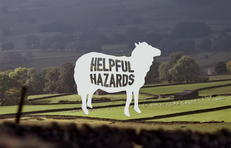 THINK! - Country Roads Helpful Hazards