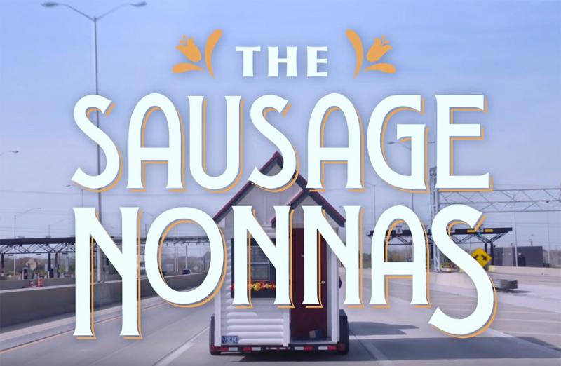 Johnsonville & Uber present The Sausage Nonnas