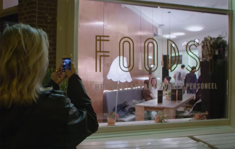 Foodsy - Restaurant zonder personeel