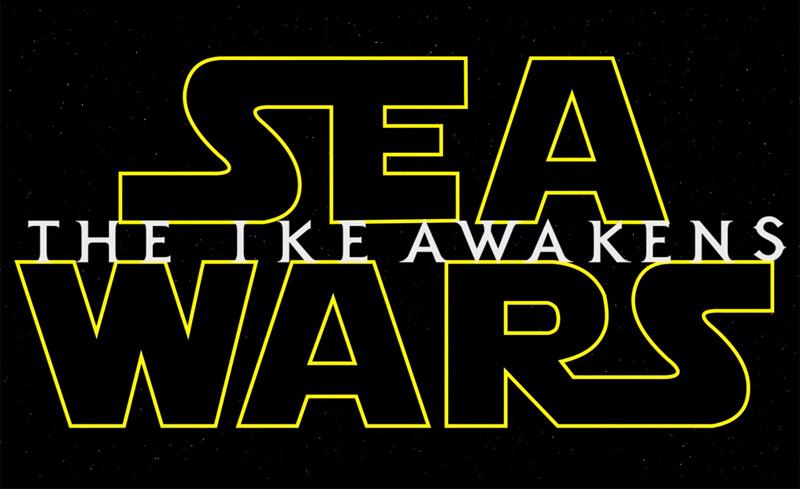 Sea Wars The IKE Awakens