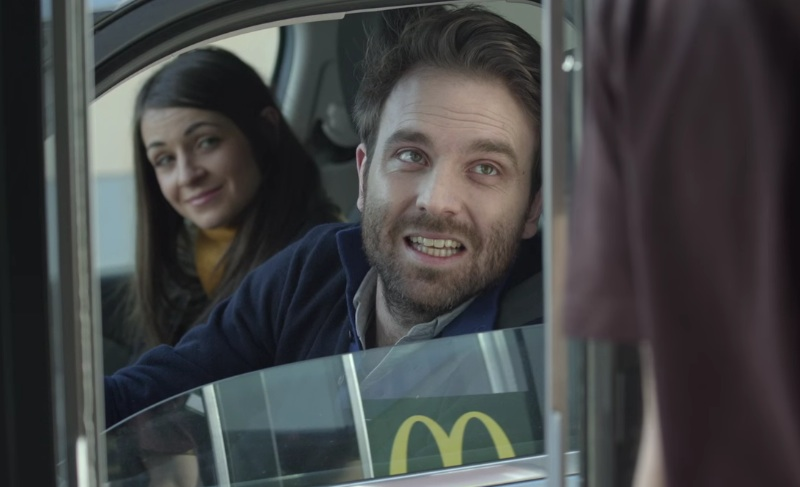 BURGER KING dévoile la fin de la publicité McDonald's