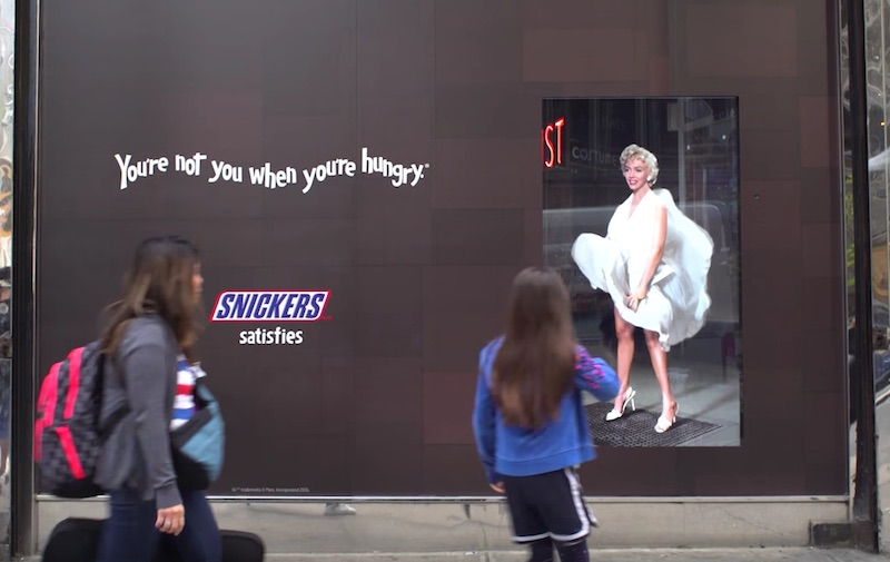 SNICKERS® – America's Not-So-Sweetheart
