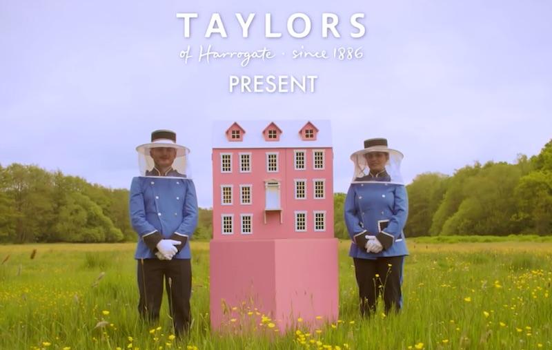 THE GRAND BEEDAPEST HOTEL - Taylors of Harrogate