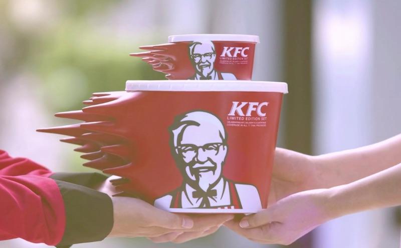 KFC - Speed Packaging