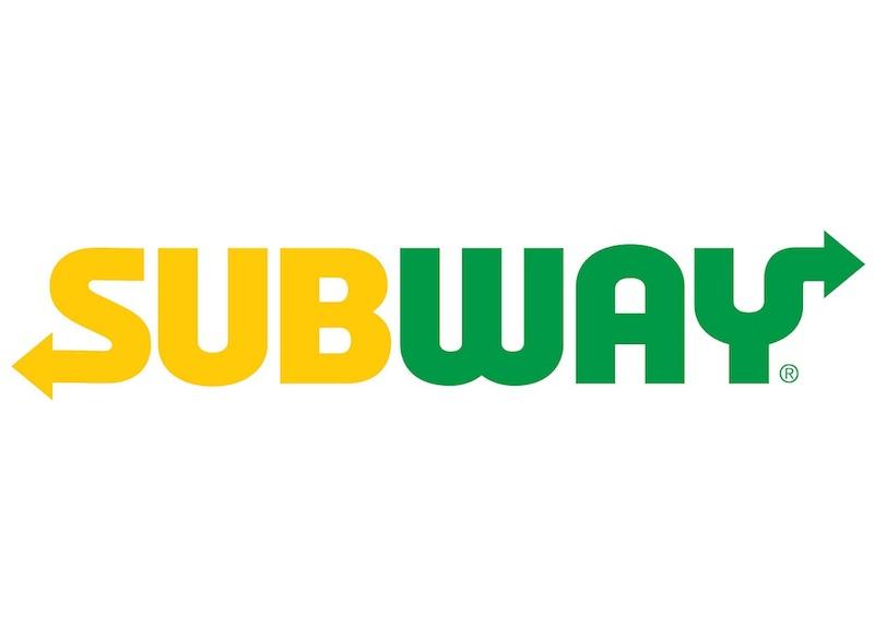 サブウェイの新しいロゴとシンボルマーク