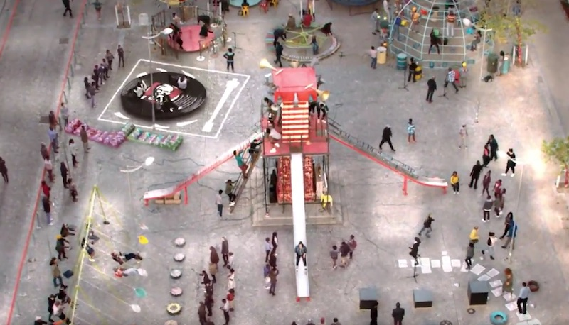 Musical Play park
