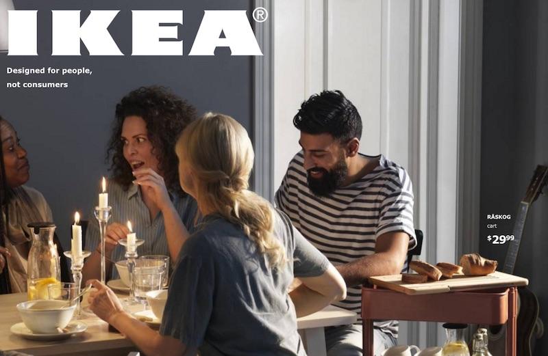 IKEA カタログ 2017