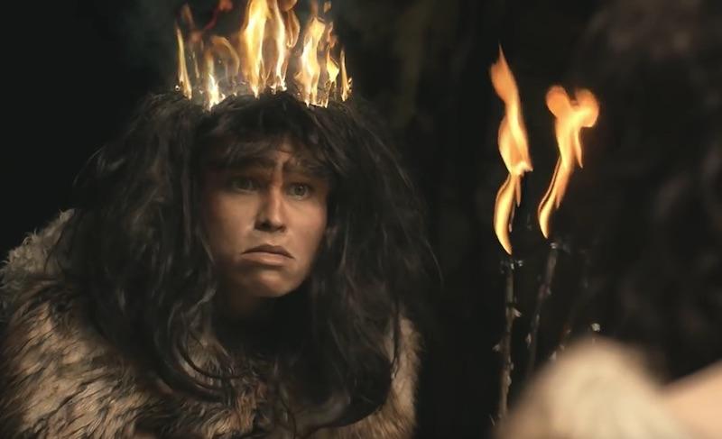 BURGER KING - La découverte du feu