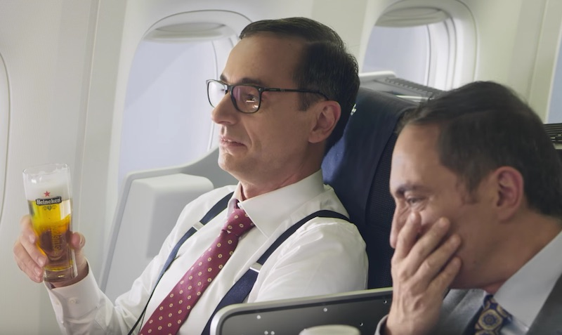 The Unexpected by KLM & Heineken