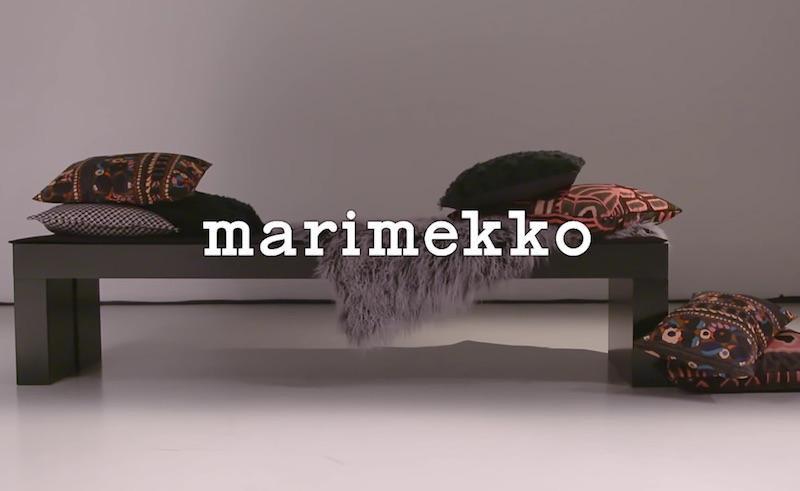 Marimekko's fall/winter 2016