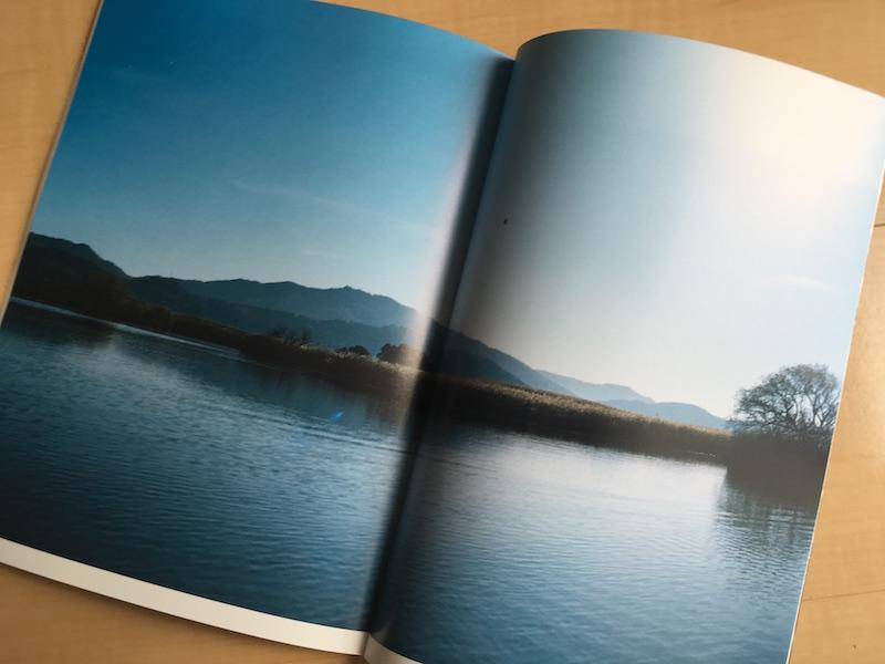 たねやとクラブハリエによる無料冊子「La Collina(ラ・コリーナ)」2016 vol.8