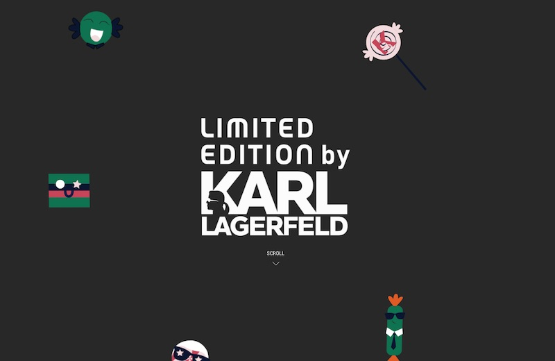 LIMITED EDITION by KARL LAGERFELD|西武・そごう