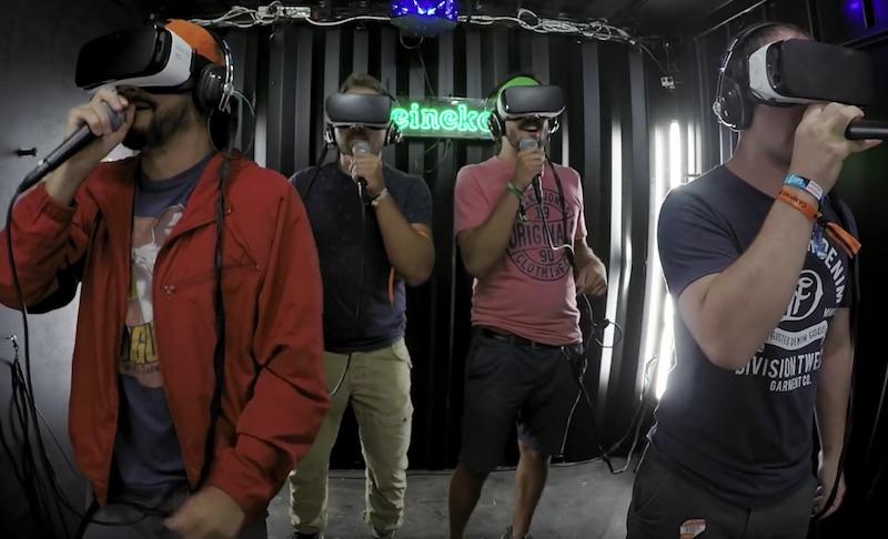 Heineken | Live Your Music am Open Air Gampel