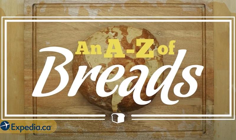 An A-Z of Breads