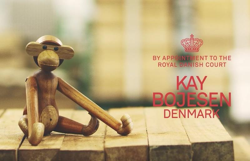 Kay Bojesen Denmark - En abe bliver til.