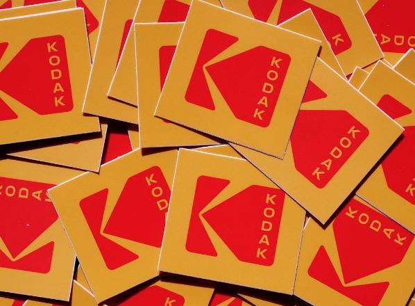 kodak new logo