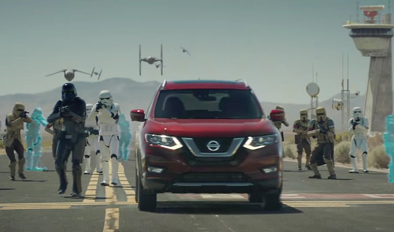 2017 Nissan Rogue | ROGUE ONE: A STAR WARS STORY | Battle-Tested