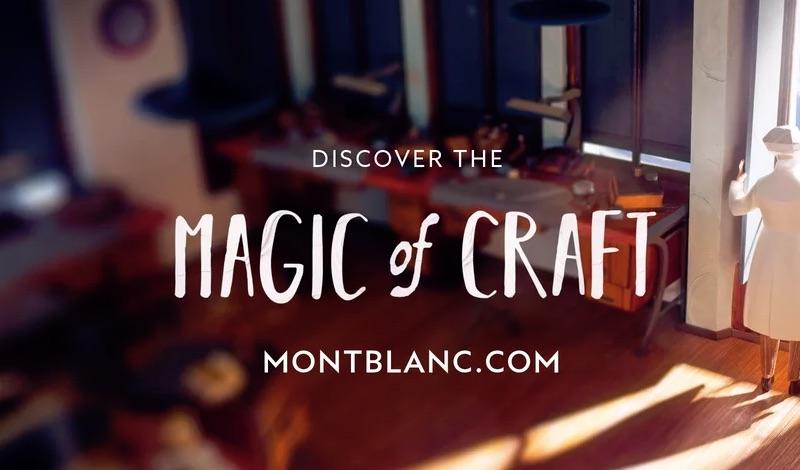 Montblanc: The Magic of Craft