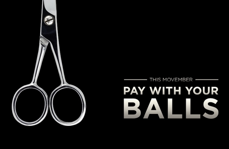 Pay With your Balls