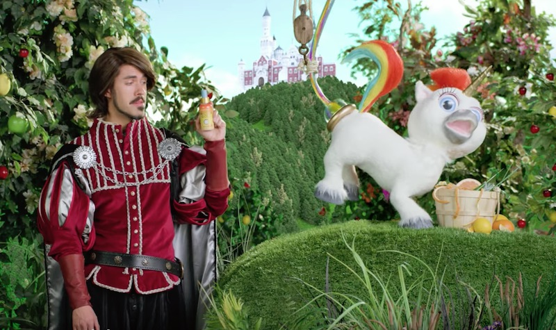 Slay Your Poo-Stink with the Golden Fart of a Mystic Unicorn
