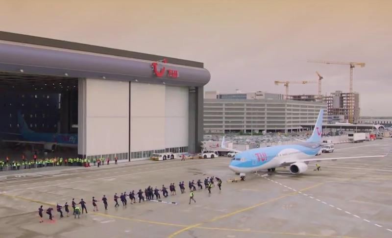 Jetair heet nu officieel TUI