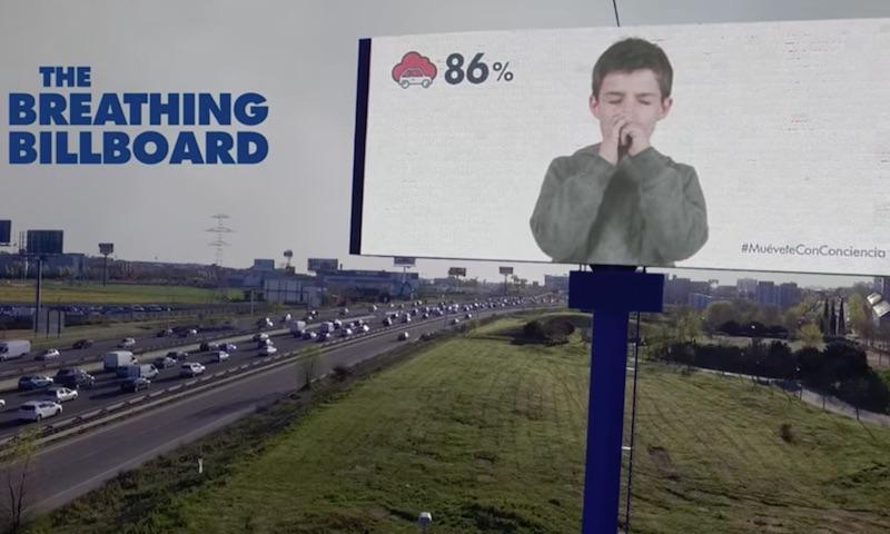 DGT - Breathing Billboard