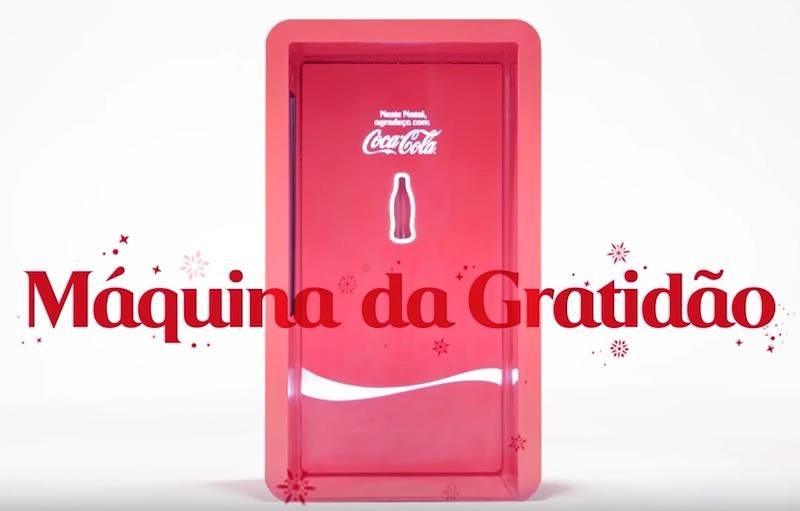 Máquina da Gratidão