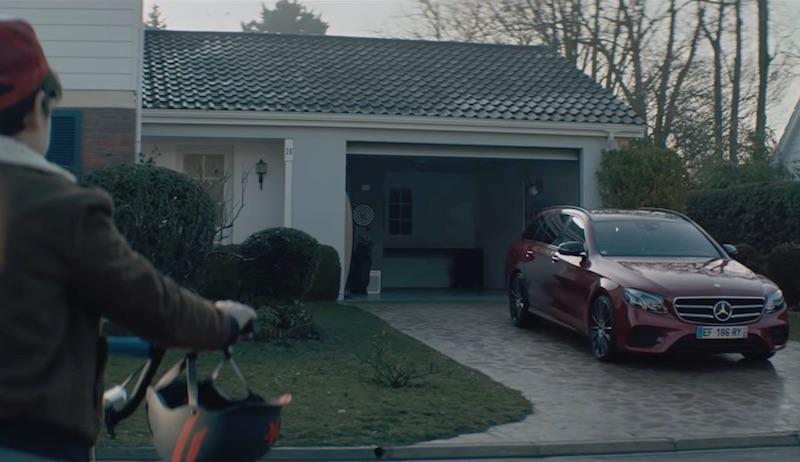 Mercedes-Benz   La rencontre