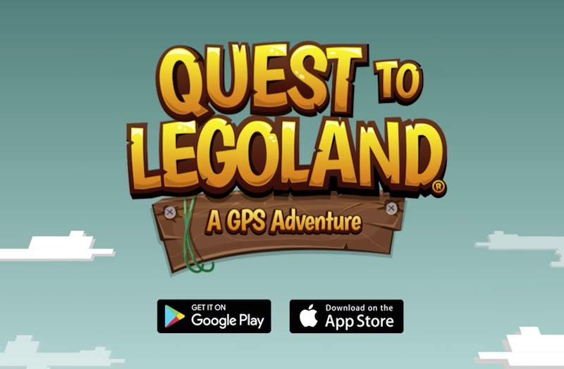 Quest to LEGOLAND A GPS Adventure