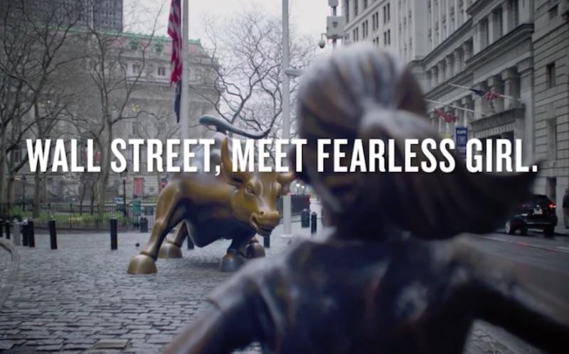 Fearless Girl