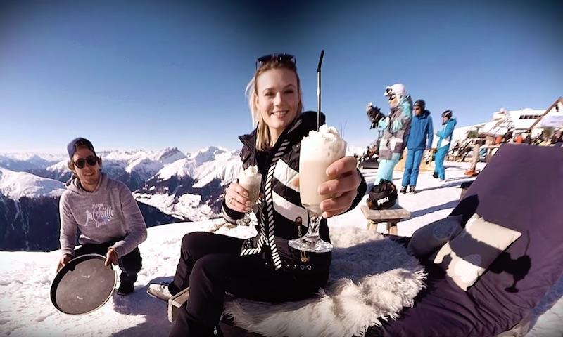 Virtual Reality Trip nach Davos Klosters