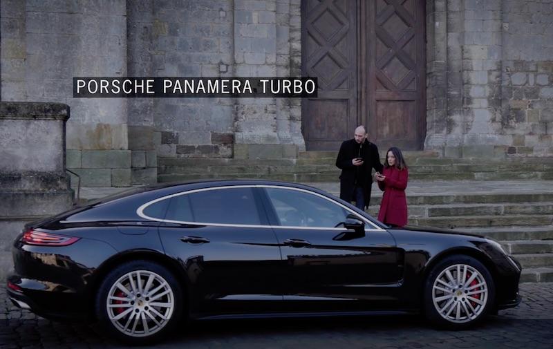 Car sharing, Porsche style.