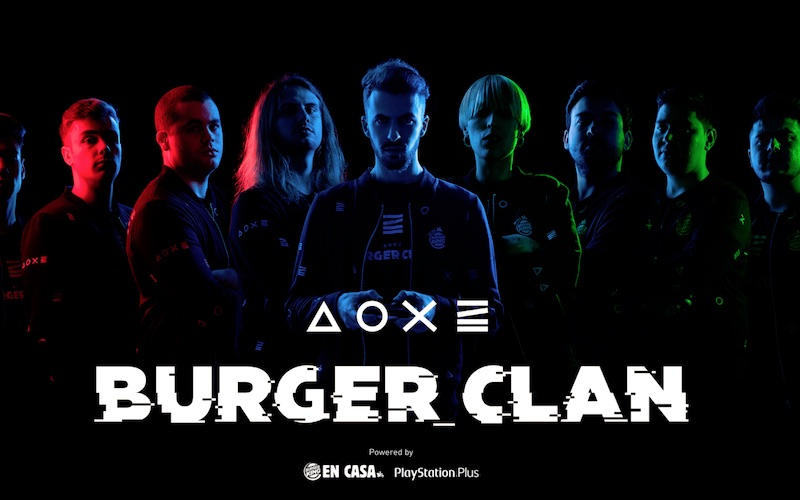 Burger King & PlayStation | #BURGERCLAN