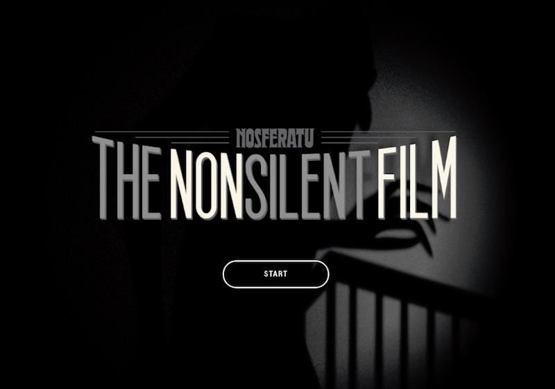 The Non Silent Film