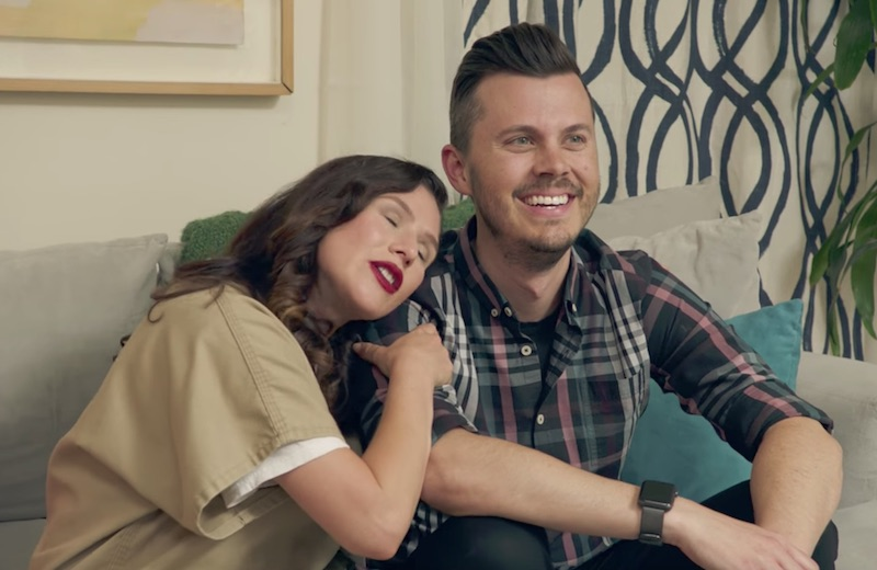 Watch OITNB's Lorna Morello Surprise a Fan with an LG OLED TV