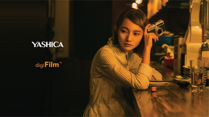 digiFilm™ Camera by YASHICA