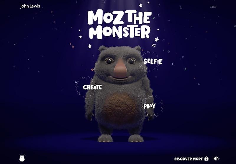 #MozTheMonster