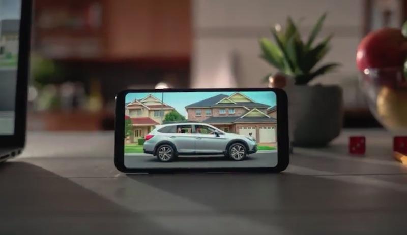 2018 Subaru Outback - Do More Australia