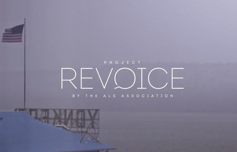 ALS Association – Project Revoice