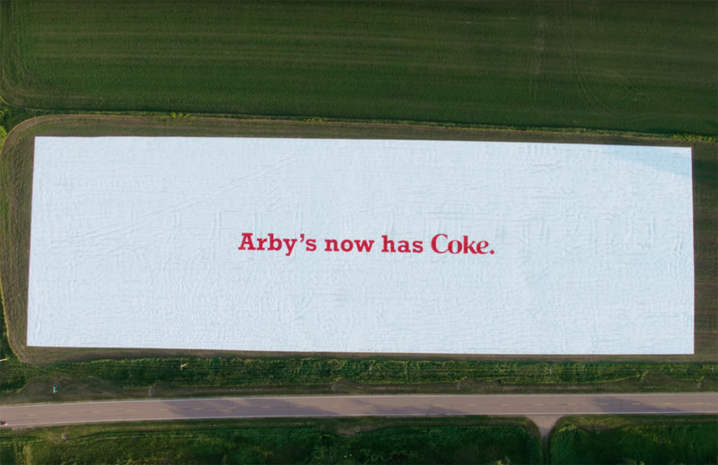 Arby's Big Announcement | Arby's Now Has Coke